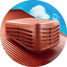 We install Ducted Evaporative Air Conditioners