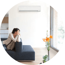 We install Reverse Cycle Wall Split Air Conditioners